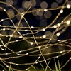 Pure Garden Starry String Outdoor Solar LED Lights