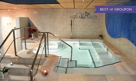 Circuito termal de 90 minutos con opción a masaje y peeling corporal para dos personas desde 24,95 € en Agua y Salud