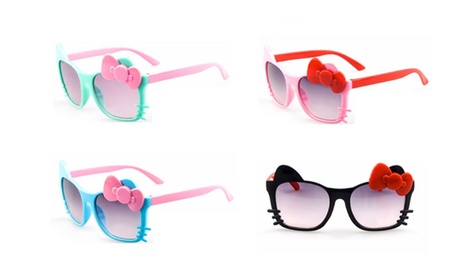 1 o 2 paia di occhiali da sole Adorable Cat per bambini...