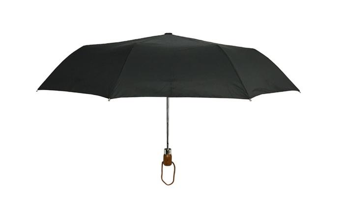 London Fog Auto-Open Umbrella