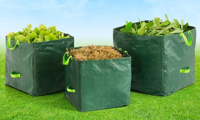 Set da 3 borse da giardino groupon for Groupon giardino
