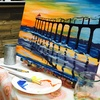 Up to 43% Off Paint and Wine Experience at Paint 'N Pour