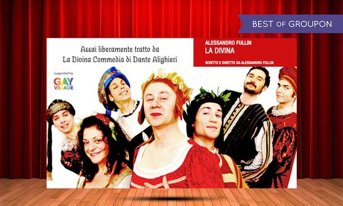 La Divina, Teatro Sala Umberto Roma