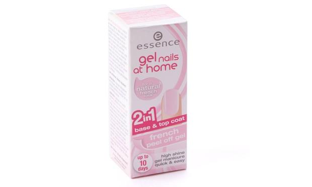 essence gel nails at home set groupon goods. Black Bedroom Furniture Sets. Home Design Ideas