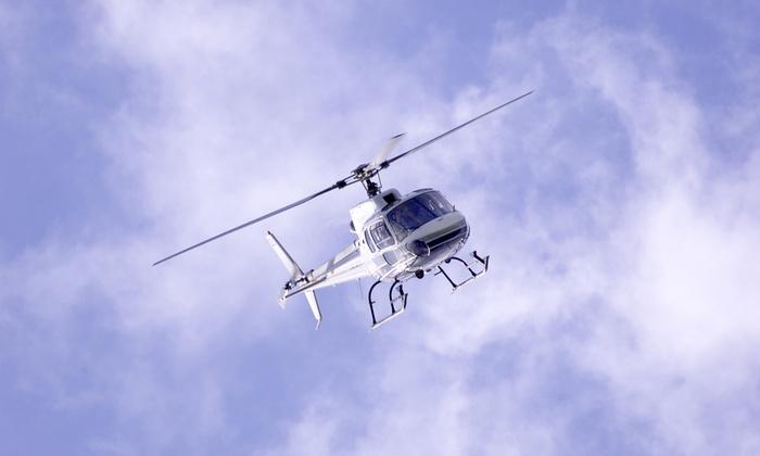 Aveo Flight Academy - Flugplatz Schönhagen: 10, 20 oder 30 Min. Helikopter-Rundflug bei Berlin für eine Person bei Aveo Flight Academy (bis zu 41%sparen*)