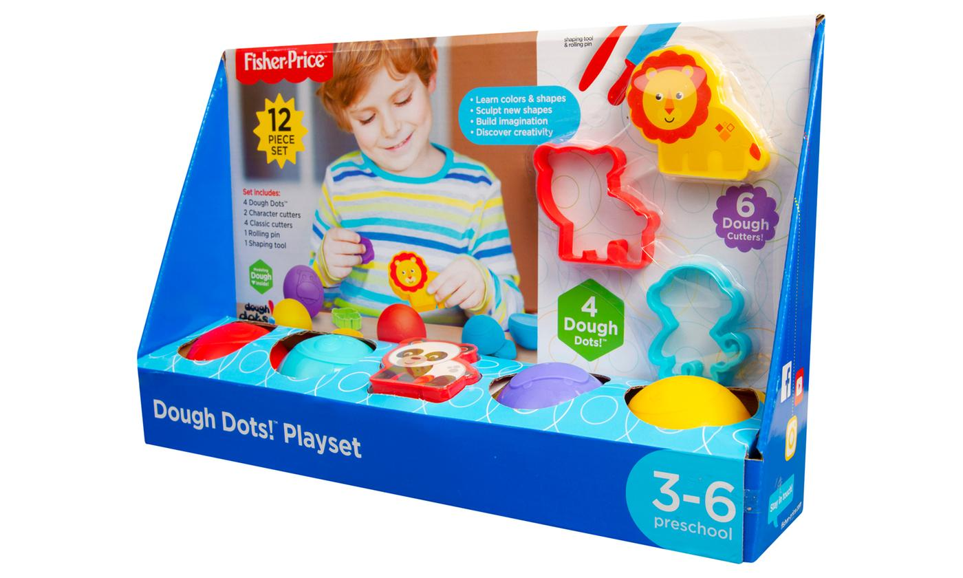 Fisher Price Dough Dots Play Set