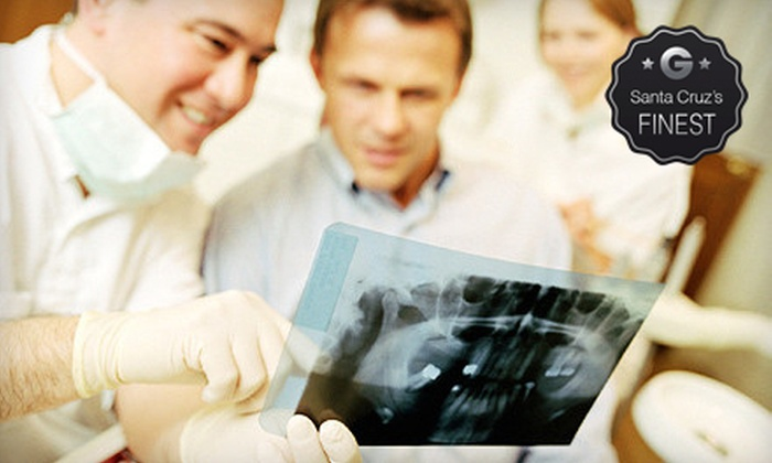 Dr. David J. Montgomery, D.D.S. - Rio del Mar: $49 for a Dental Exam with X-rays and Cleaning from Dr. David J. Montgomery, D.D.S. ($240 Value)