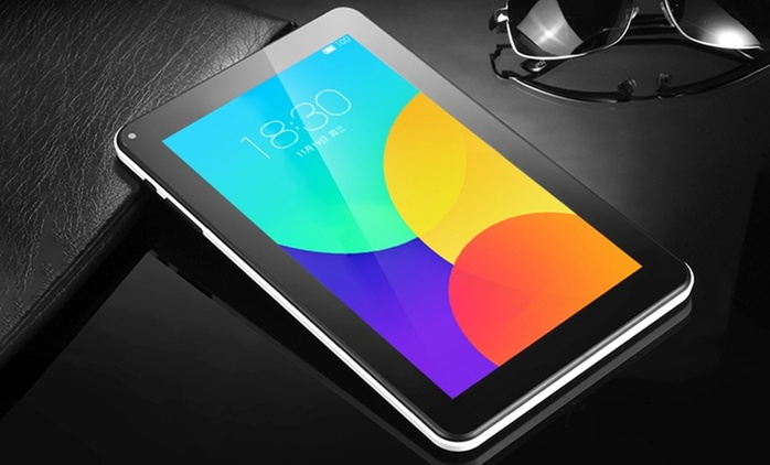 """SmartPad 7"""" Quad Core Tablet (€49.99) with PU Case (€54.99) With Free Delivery"""