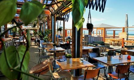 Ontbijtje aan het strand van Scheveningen voor 2 tot 4 personen bij Solbeach