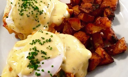 Sunday Brunch for Two or Four at Crooners & Cocktails (40% Off)