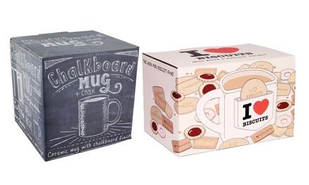 Novelty Gift Mugs from £4.98