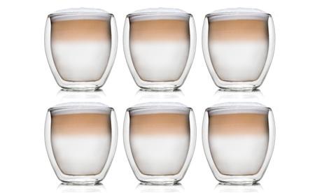 Korting Dubbelwandige glazen