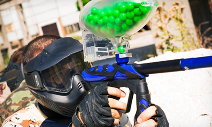 Family Paintball Center - Homestead: All-Day Paintball Outing for Two, Four, or Six at Family Paintball Center (Up to 57% Off)
