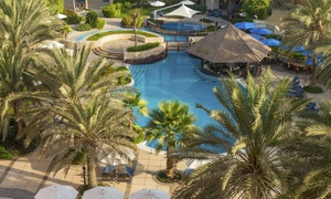 Sheraton Health Club - Sheraton Abu Dhabi Hotel & Resort: Spa and Pool Access or Fitness Membership with Spa Treatment for One or Two at Sheraton Health Club (Up to 75% Off)