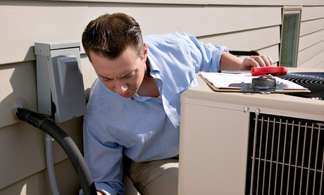 Air Conditioning Tune-Up or Evaporative Cooler Set-Up from Now Heating & Air (Up to 62% Off) 90126db7-cb8a-de7d-1a69-830f287247c1