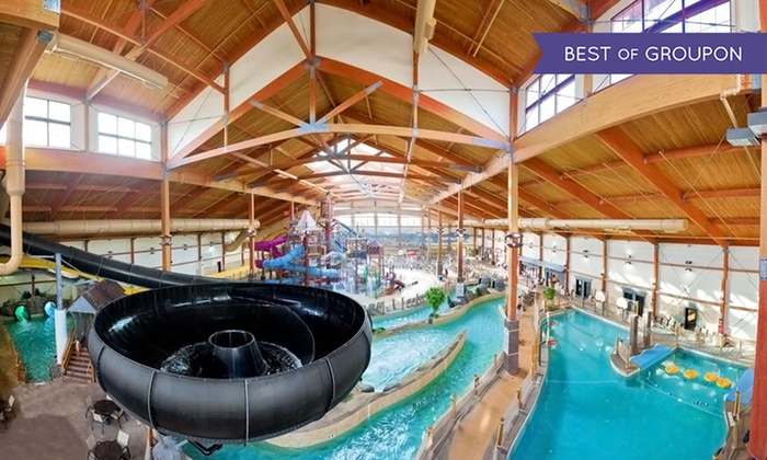 Fort Rapids Waterpark Hotel & Conference Center - Columbus, OH: Stay at Fort Rapids Waterpark Hotel & Conference Center in Columbus, OH. Dates into May.