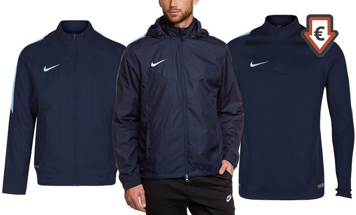Nike Tee-shirt et vestes pour l'entrainement, 3 modèles et tailles au choix