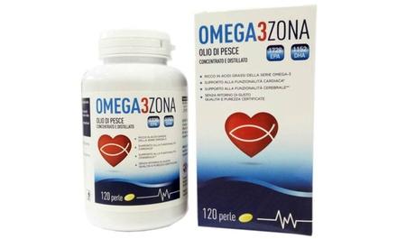 Omega 3 zona 120 perle