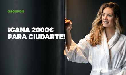 Gana 2000€ para gastar en Belleza y Salud