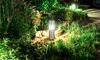 Set van 6 lantaarns op zonne-energie van Grundig