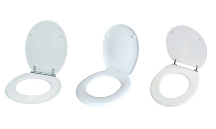 Deluxe Toilet Seat Including Delivery