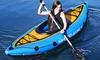 Inflatable Portable Kayak Raft