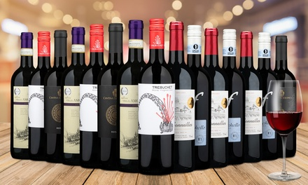 15 International Red Blends from Wine Insiders (73% Off)