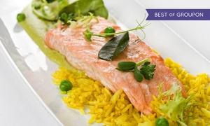 Restauracja Villa Baltica: Wykwintna uczta przy plaży: 59,99 zł za groupon wart 100 zł i więcej opcji w Restauracji Villa Baltica w Sopocie