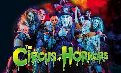 image for The Circus of Horrors: Voodoo VaudEvil, 24 October - 23 November, Three Locations (Up to 50% Off)