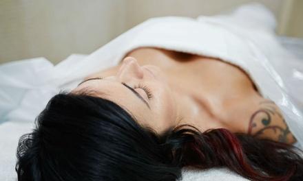 Lichaamspakking naar keuze, naar wens met stoomcabine en massage bij 4D Wereldmassages in Assendelft