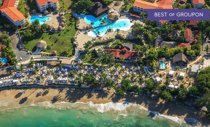 All-Inclusive Beach Resort in Dominican Republic
