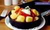 Mas Q Menos - Multiple Locations: Two-Course Tapas Meal With Side and Wine or Sangria for Up to Four at Mas Q Menos (Up To 51% Off)