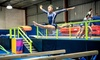 Three Classes of Kids Gymnastics