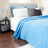 Solid Color Quilt by Lavish Home