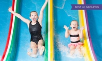 Entry for an Adult or a Family or Four or Five to Water World (Up to 55% Off)