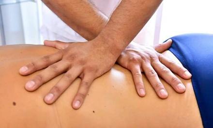 Una o 3 sedute di fisioterapia riabilitativa con il fisioterapista David Fernández