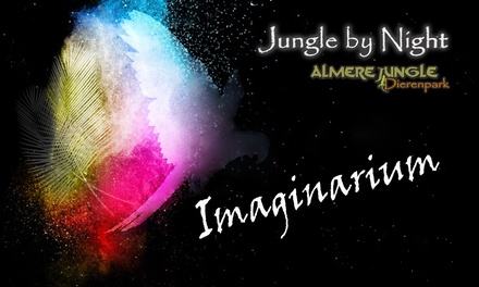 Dierenpark Almere Jungle: entreeticket voor Jungle by Night 2019 Imaginarium