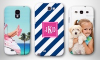 One Sleek or Tough Custom Phone Case from Paper Concierge (Up to 56% Off)