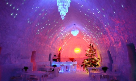 The Ice Hotel Experience
