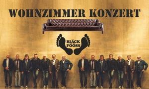 "Schlösser Quartier Boheme: ""Bläck Fööss"" Wohnzimmer-Konzert am Fr., den 25.08.2017 im Schlösser Quartier Bohème & Henkel-Saal (bis zu 42% sparen)"