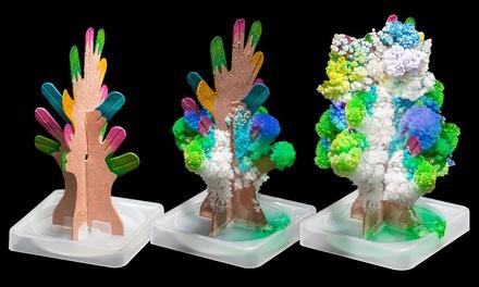 1, 2 ou 3 arbres magiques à cristaux (SaintEtienne)