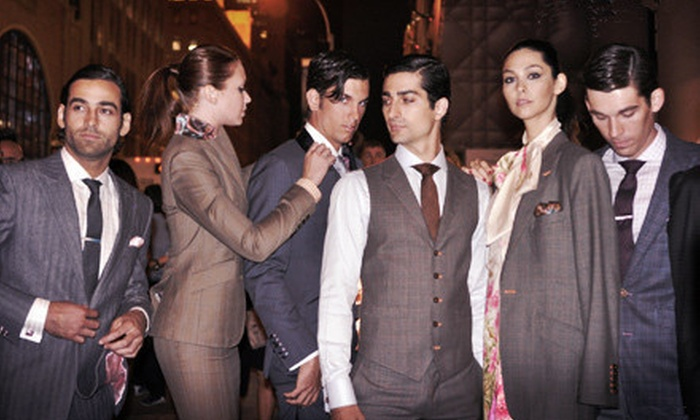 Stephen Seo - Financial District: $799 for a Bespoke Suit from Stephen Seo ($2,190 Value)