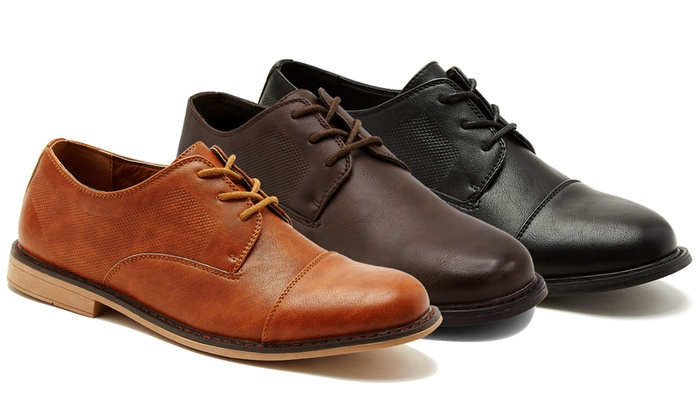 7a677c518528 Up To 50% Off on London Fog Portland Oxfords | Groupon Goods