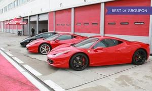 Gsp Mugello e Imola: Giornata da pilota al Mugello e Imola, 5 km di tracciato in Ferrari F458, Lamborghini Huracan Avio o Porsche 997