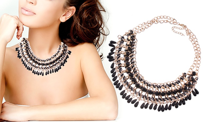 Collana etnica Be-Jewels