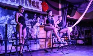 Knutschfleck Cocktailbörse Berlin: 3 Std. Burlesque-Workshop & Show für 1, 2 oder 4 Personen in der Knutschfleck Cocktailbörse Berlin (bis zu 85% sparen*)