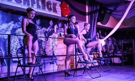 3 Std. Burlesque-Workshop & Show für 1, 2 oder 4 Personen in der Knutschfleck Cocktailbörse Berlin (bis zu 85% sparen*)