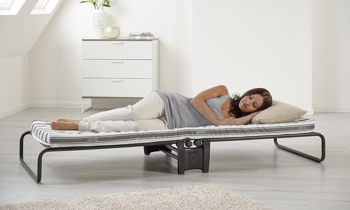 Jay-Be Single Folding Bed with Airflow Mattress