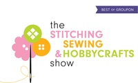 Ticket to Stitching, Sewing and Hobbycrafts Show, 11 - 13 May, Harrogate (Up to 50% Off)