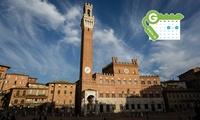 Siena, Hotel Executive 4*: soggiorno per 2 persone con colazione e mezza pensione in opzione
